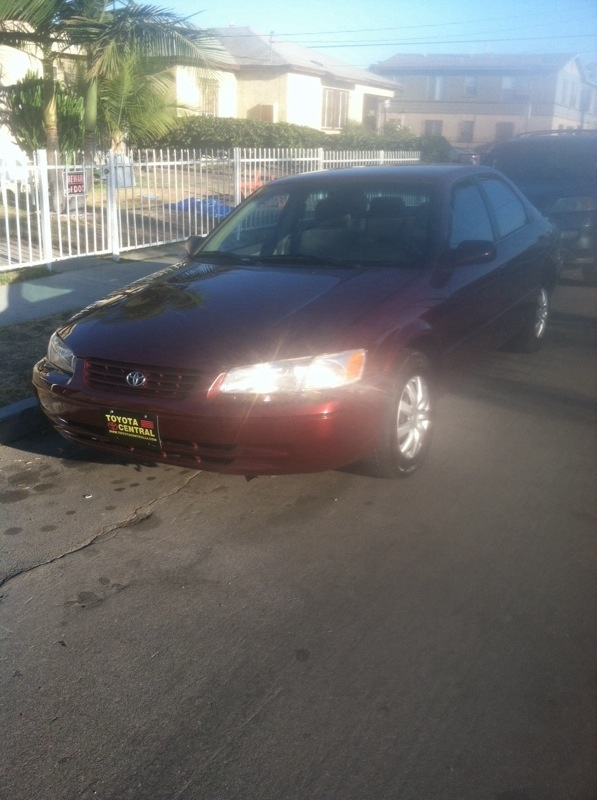 Offerup 1999 toyota camry cars amp trucks in los angeles ca