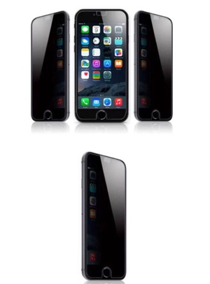 Privacy Anti-Spy LCD Premium Tempered Glass Screen Protector Guard For iPhone 5 5S