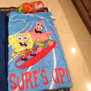 SpongeBob Kid's Sleeping Bag