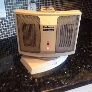 Holmes portable two ceramic heater