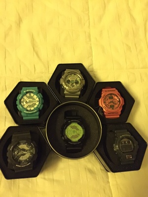 G Shock Collection