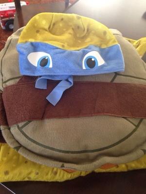 Ninja Turtle costume Leonardo toddler 2t