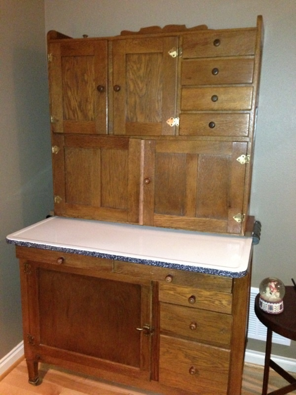 ferUp Hoosier cupboard Furniture in Sammamish WA
