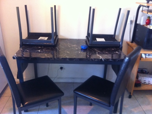 Offerup table furniture in los angeles ca