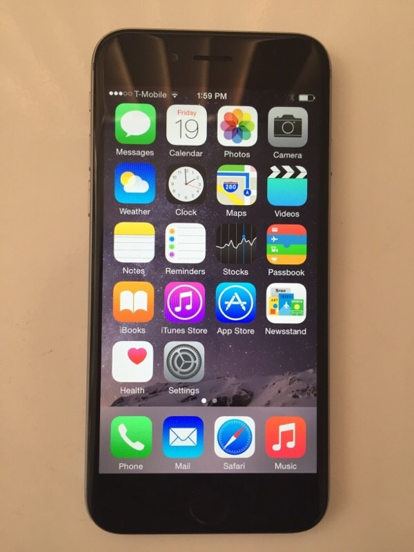 Offerup t mobile iphone 6 16gb general in los angeles ca