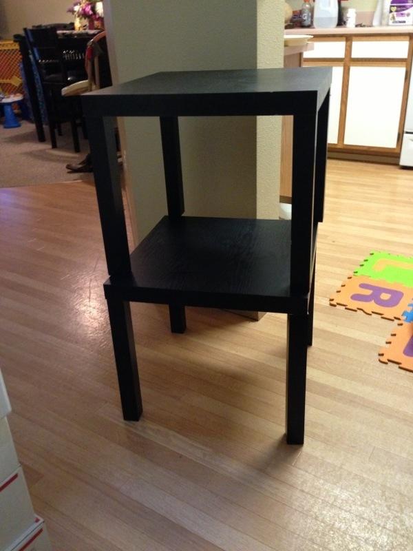 ferUp Black tables Furniture in Marysville WA