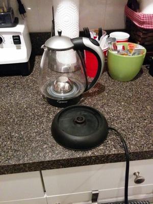 Cordless Kettle Glass