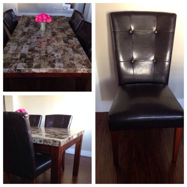 ferUp Dining Table & 6 chairs Furniture in Kent WA
