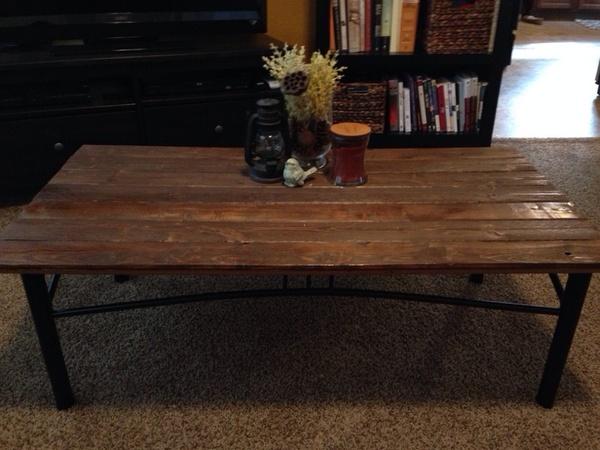 ferUp Barn wood coffee table Furniture in Saint