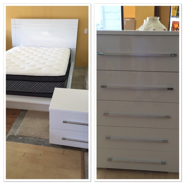 offerup modern bedroom set with mattress furniture
