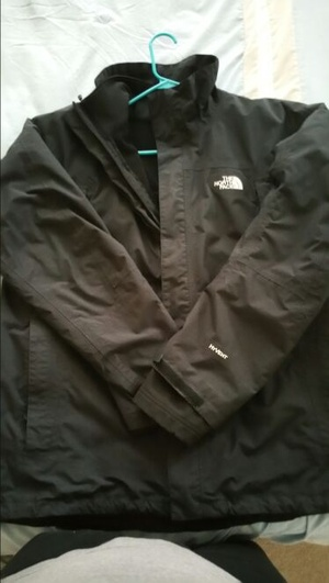 North face 3 in 1